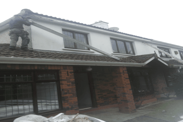 Felt and Gutter Replacement Kildare