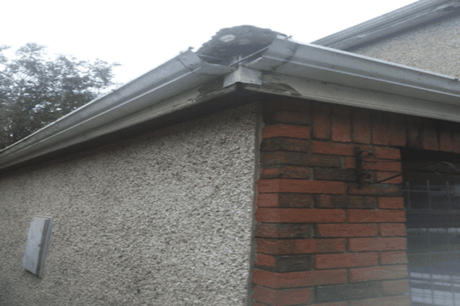 Gutter Replacement in Kildare