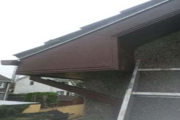 Finished PVC Fascias and Soffits Repairs / Replaced Kildare