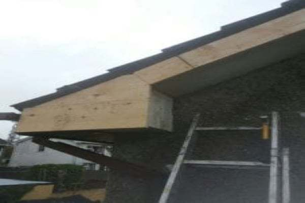 Bargboard Replaced Timber upvc fascias and soffits repair in Kildare